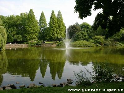 Parkanlagen in essen - Stadtgarten hamburg ...